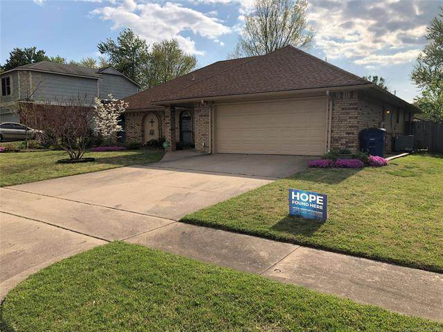 3826 S 135th East Avenue, Tulsa, OK 74134 (MLS #2110730) :: 580 Realty