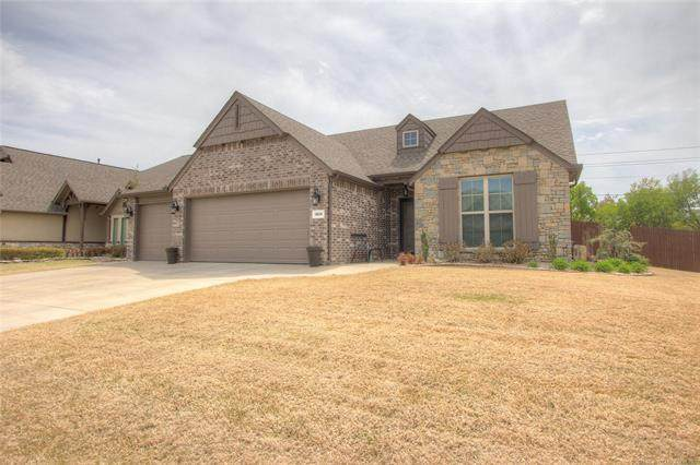 18234 E 50th Place, Tulsa, OK 74134 (MLS #2110739) :: 580 Realty