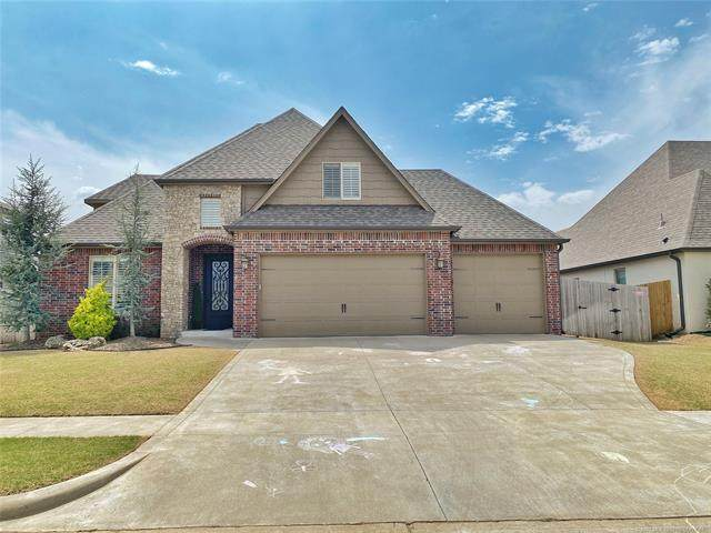 7370 E 125th Place S, Bixby, OK 74008 (MLS #2110752) :: 580 Realty