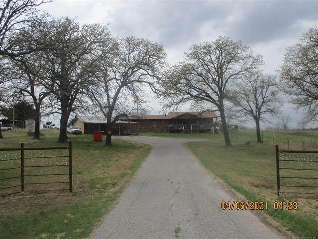 33680 E State Highway 76, Elmore City, OK 73433 (MLS #2110754) :: Owasso Homes and Lifestyle