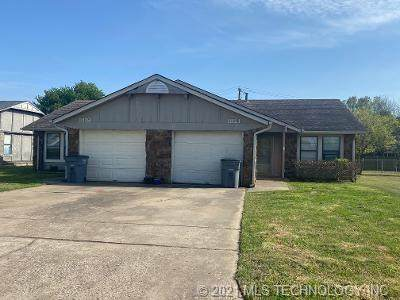 1819 SW 2nd Street, Wagoner, OK 74467 (MLS #2110802) :: Active Real Estate