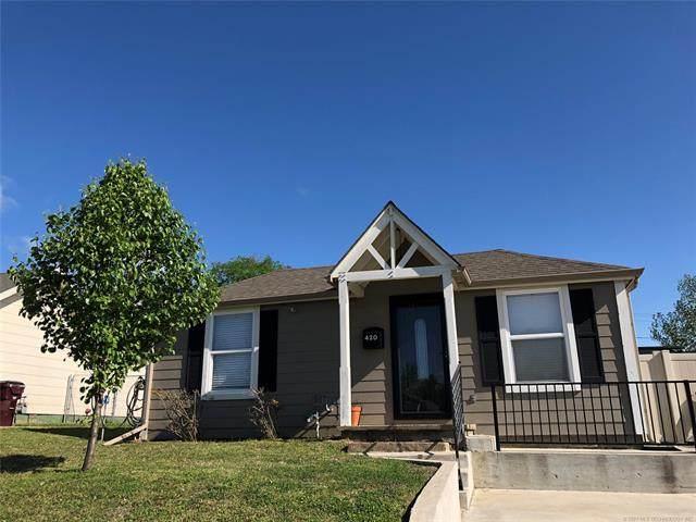 420 Rock Avenue, Eufaula, OK 74432 (#2110813) :: Homes By Lainie Real Estate Group