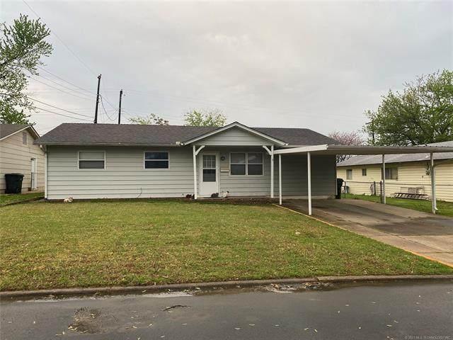 8 E Portland Street, Sapulpa, OK 74066 (MLS #2110856) :: RE/MAX T-town