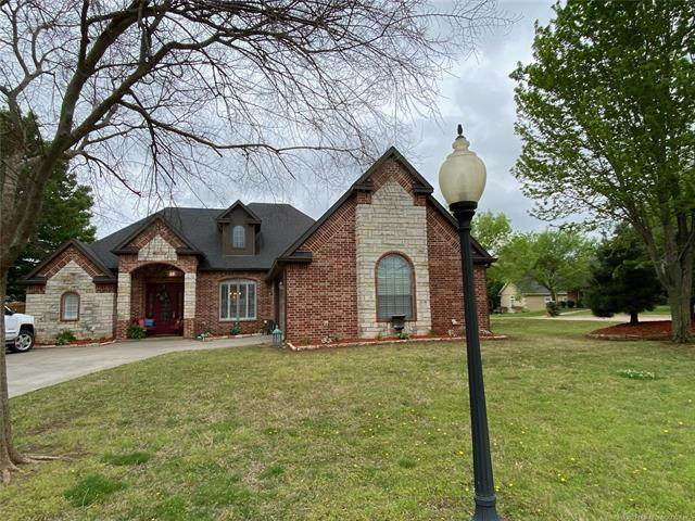 3015 Preston Wood, Durant, OK 74701 (MLS #2110874) :: House Properties