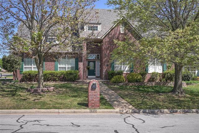 8705 E 99th Street, Tulsa, OK 74133 (MLS #2110899) :: Active Real Estate