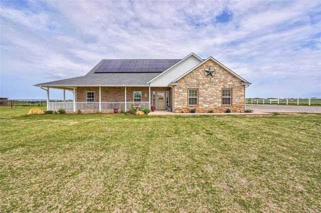 24294 Sooner Avenue, Purcell, OK 73080 (MLS #2110918) :: RE/MAX T-town