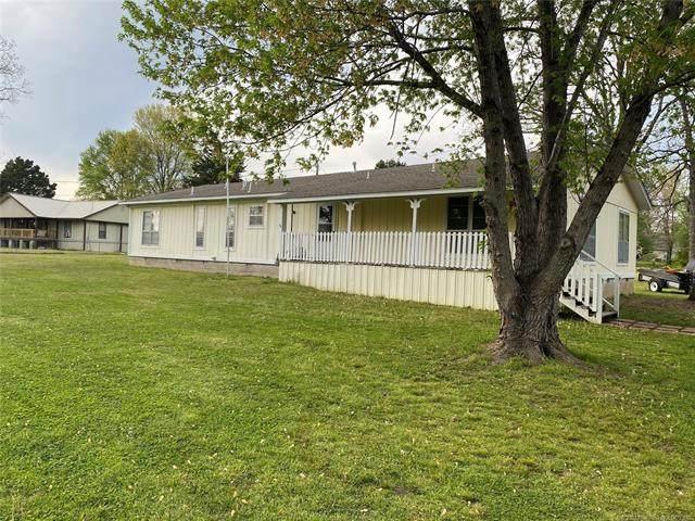 11649 W 162nd Street S, Sapulpa, OK 74066 (MLS #2110924) :: RE/MAX T-town