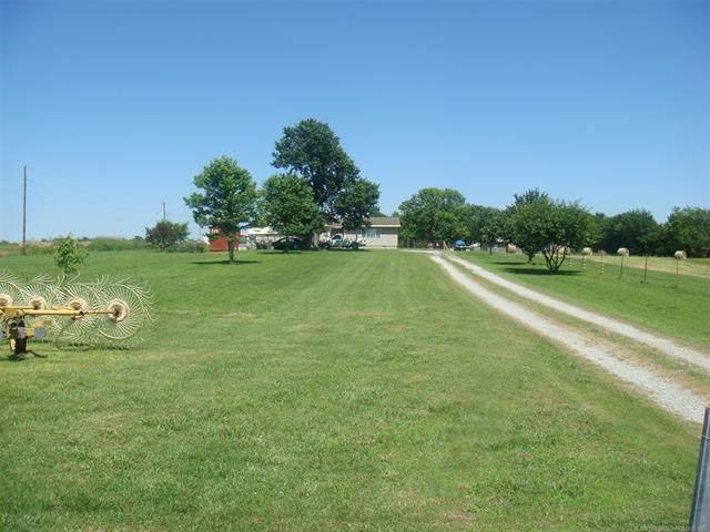 400 N Cherokee Street, Kansas, OK 74347 (MLS #2110931) :: Owasso Homes and Lifestyle