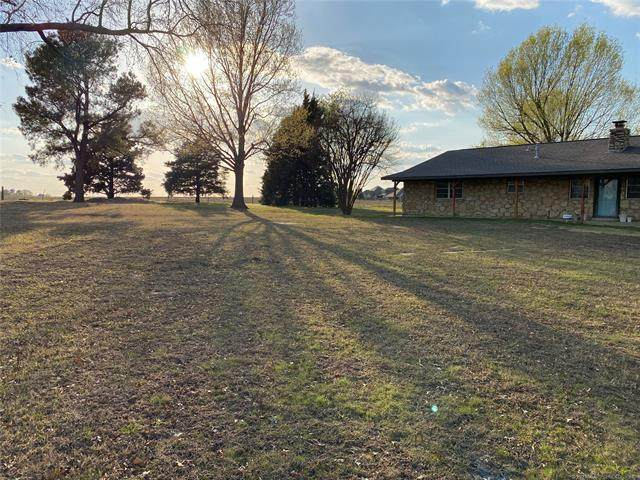 18600 E 96th Street S, Broken Arrow, OK 74012 (MLS #2110936) :: 918HomeTeam - KW Realty Preferred