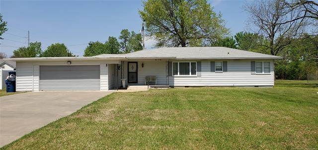903 Tennessee Avenue, Mcalester, OK 74501 (MLS #2110942) :: Hopper Group at RE/MAX Results