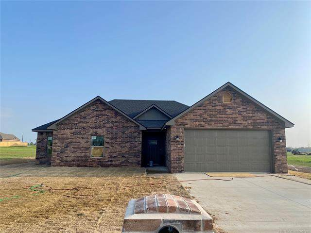 47 Fawn Road, Calera, OK 74730 (MLS #2110943) :: Active Real Estate