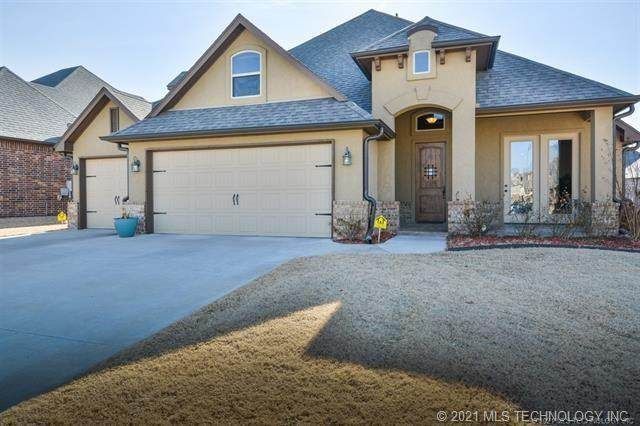 404 W 127th Place S, Jenks, OK 74037 (MLS #2110960) :: Hopper Group at RE/MAX Results