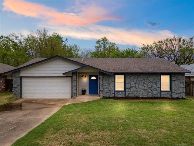 8919 E 134th Street S, Bixby, OK 74008 (MLS #2110967) :: Active Real Estate