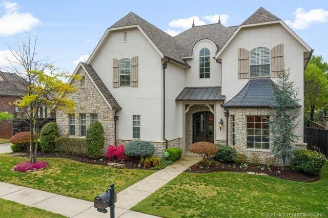 4206 E 117th Place, Tulsa, OK 74137 (MLS #2110985) :: Active Real Estate