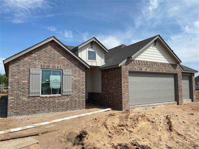 10233 S 229th East Avenue, Broken Arrow, OK 74014 (MLS #2110992) :: Hopper Group at RE/MAX Results