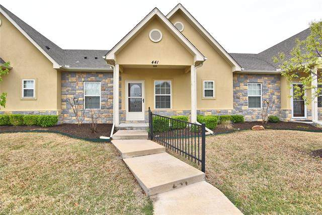 441 S Cypress Street W, Broken Arrow, OK 74012 (MLS #2110993) :: Hopper Group at RE/MAX Results