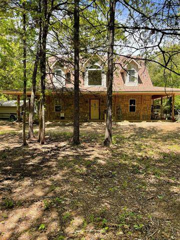2500 W Mockingbird, Silo, OK 74701 (MLS #2111026) :: Active Real Estate