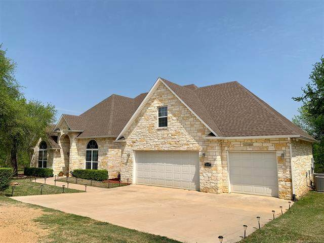 8549 Lorene, Kingston, OK 73439 (MLS #2111032) :: 580 Realty