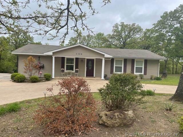 5871 Nabors Lane, Kingston, OK 73439 (MLS #2111067) :: House Properties