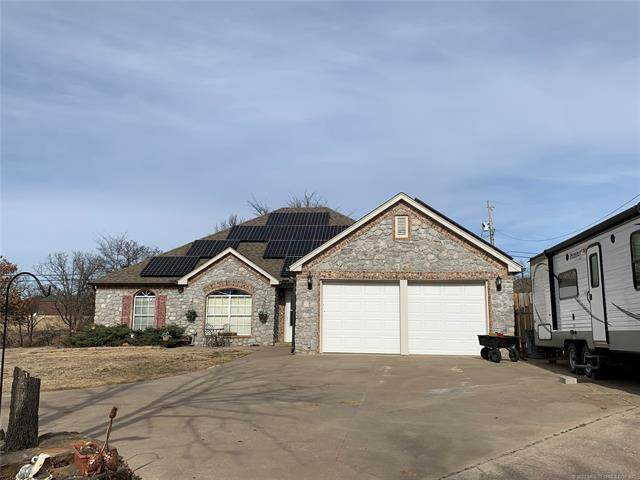 6481 Mandy Court, Sapulpa, OK 74066 (MLS #2111097) :: Active Real Estate