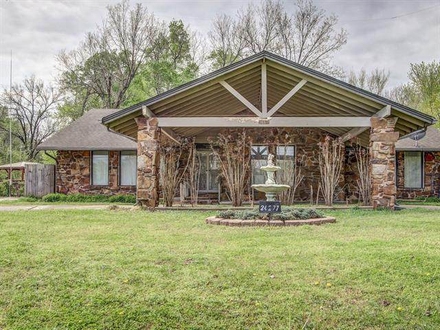 24277 S Lindley Drive, Claremore, OK 74019 (MLS #2111099) :: RE/MAX T-town