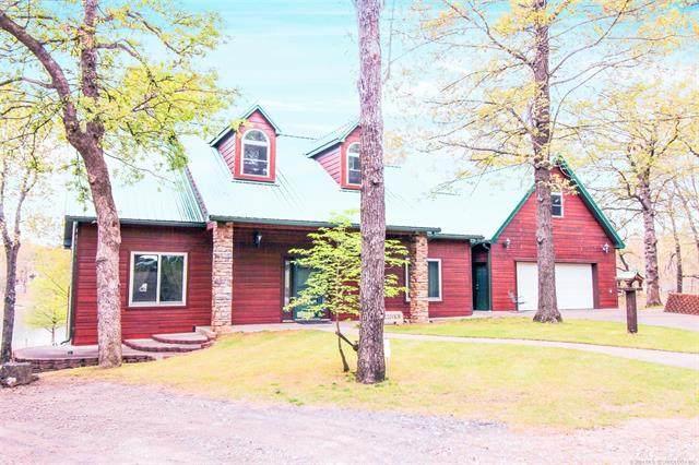 116701 S 4247 Road, Eufaula, OK 74432 (MLS #2111119) :: Active Real Estate