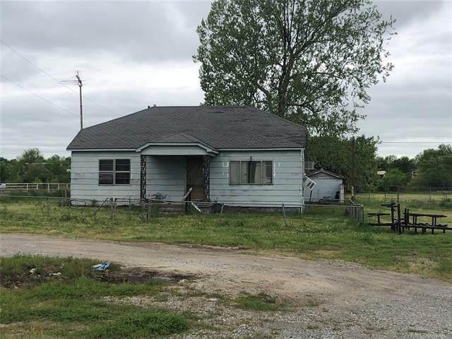 603 W Hwy 3 Street, Coalgate, OK 74538 (MLS #2111150) :: 580 Realty