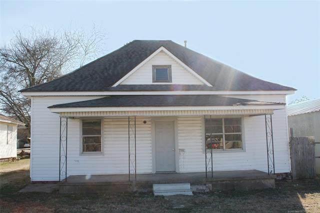 411 E 10th Street, Ada, OK 74820 (MLS #2111168) :: Active Real Estate