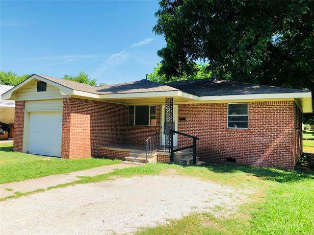 508 W 2nd Street, Ada, OK 74820 (MLS #2111172) :: Active Real Estate