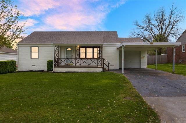 5354 E 5th Street, Tulsa, OK 74112 (MLS #2111173) :: Active Real Estate