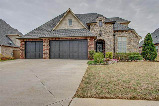 12923 S 2nd Place, Jenks, OK 74037 (MLS #2111179) :: Hopper Group at RE/MAX Results