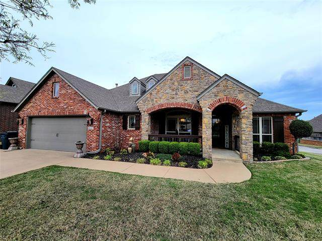 4637 E 143rd Place S, Bixby, OK 74008 (MLS #2111182) :: Active Real Estate