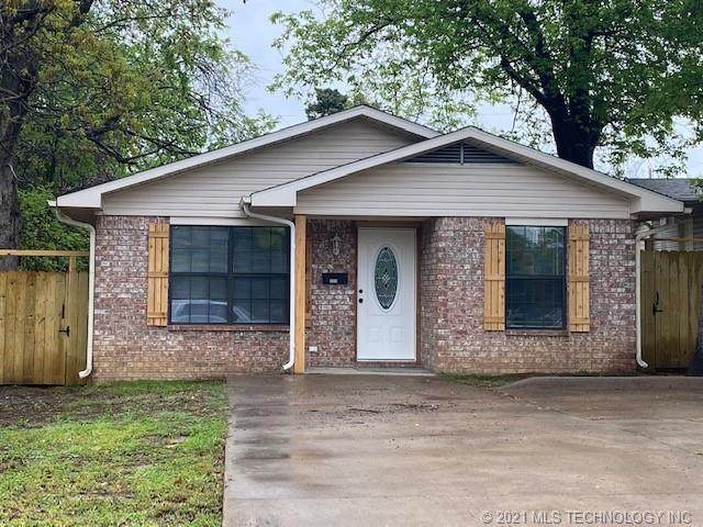 1313 E Seminole, Mcalester, OK 74501 (#2111183) :: Homes By Lainie Real Estate Group