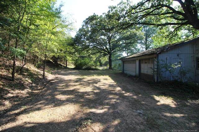103855 S 4695 Road, Sallisaw, OK 74955 (MLS #2111190) :: Active Real Estate