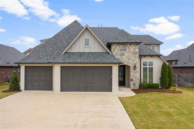 13011 S 5th Place, Jenks, OK 74037 (MLS #2111205) :: Hopper Group at RE/MAX Results