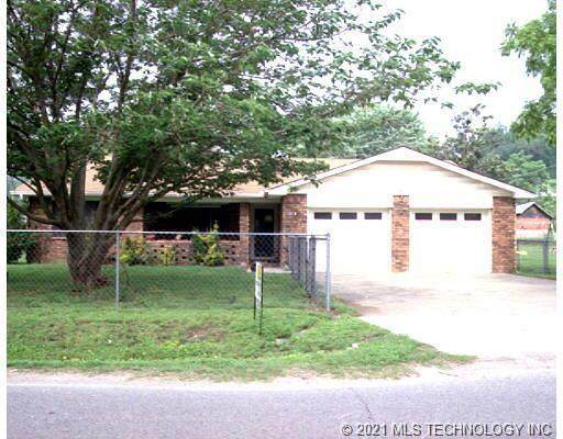 600 Valley Drive, Sand Springs, OK 74063 (MLS #2111258) :: Hopper Group at RE/MAX Results