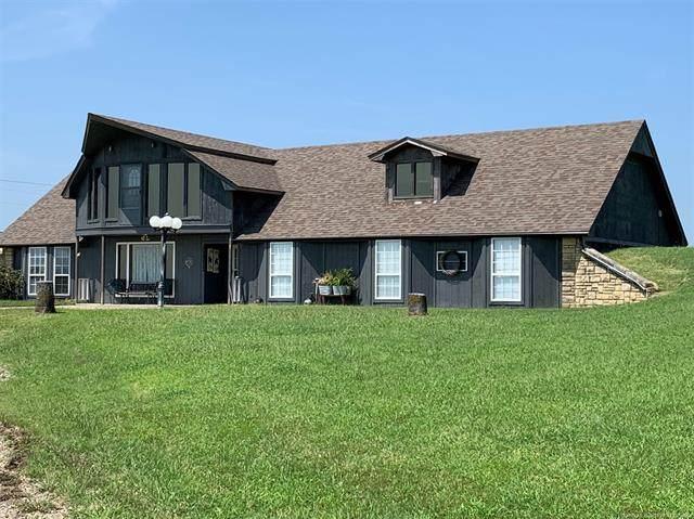 399412 State Highway 10 Highway, Copan, OK 74022 (MLS #2111269) :: Active Real Estate
