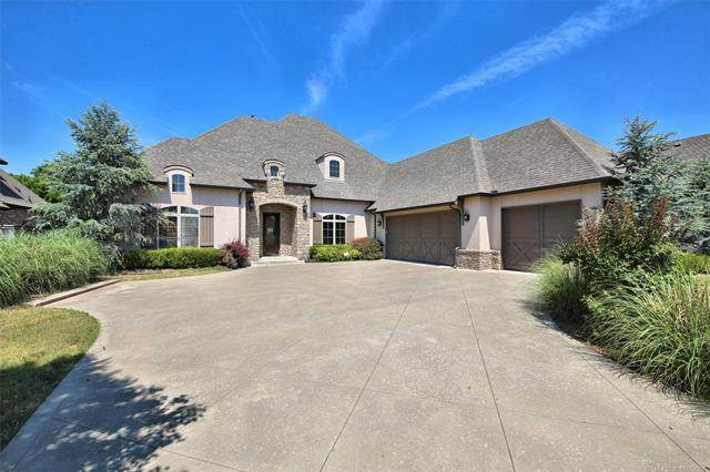 13436 S 65th East Place, Bixby, OK 74008 (MLS #2111296) :: Active Real Estate