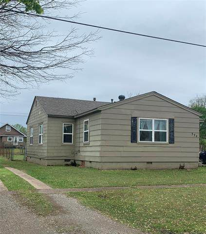 324 W 10th Street, Stroud, OK 74079 (MLS #2111303) :: 580 Realty