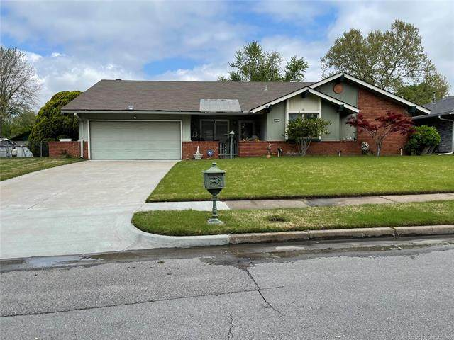 10707 E 29th Place, Tulsa, OK 74129 (#2111307) :: Homes By Lainie Real Estate Group