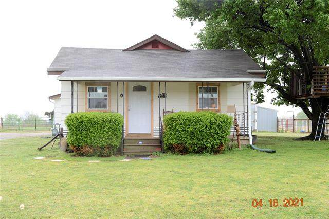 1802 W Central Street, Stroud, OK 74079 (MLS #2111316) :: Active Real Estate