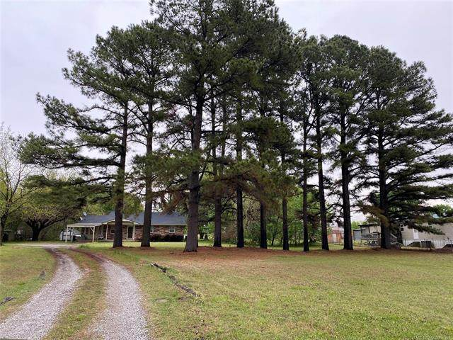 15240 N 270 Road, Okmulgee, OK 74447 (MLS #2111333) :: Hopper Group at RE/MAX Results