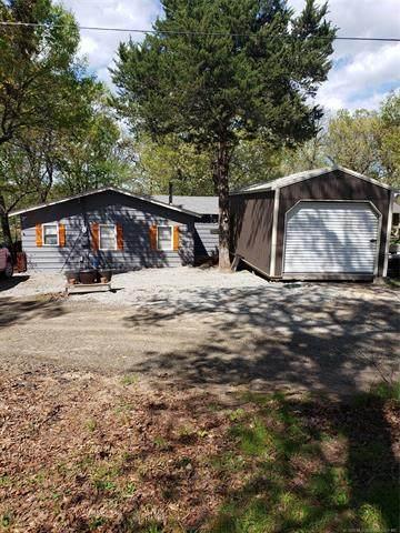 425847 E 1168, Eufaula, OK 74432 (MLS #2111360) :: Active Real Estate