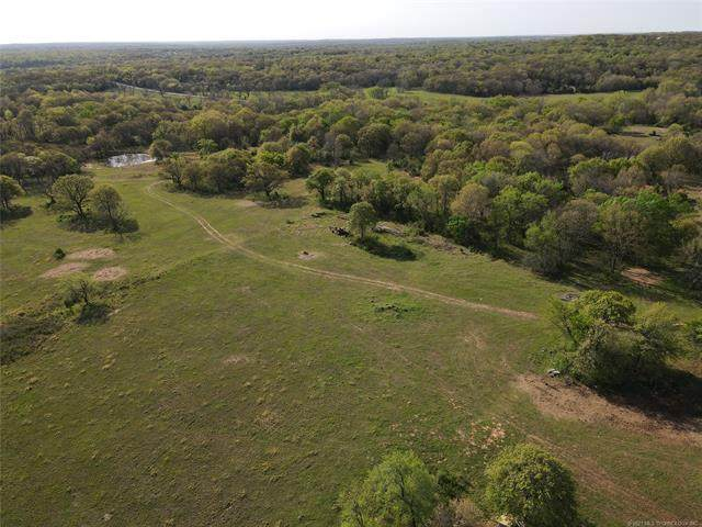 Coleman Road, Maud, OK 74854 (MLS #2111372) :: Active Real Estate