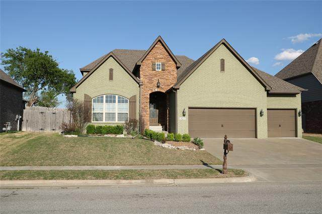 14275 S Lakewood Avenue, Bixby, OK 74008 (MLS #2111384) :: 918HomeTeam - KW Realty Preferred