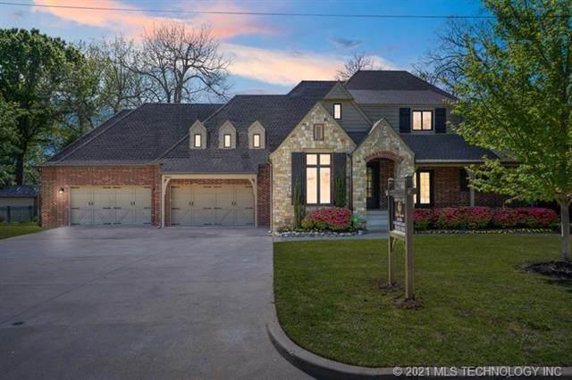 4462 S Gary Avenue, Tulsa, OK 74105 (MLS #2111385) :: Owasso Homes and Lifestyle