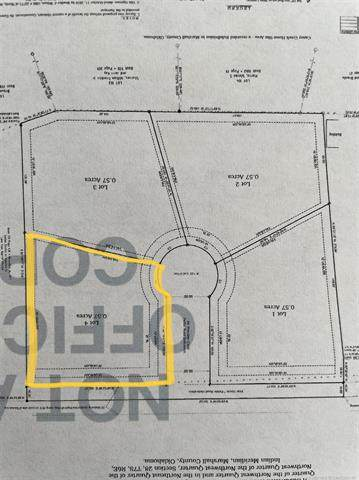 4 Pear Street, Kingston, OK 73439 (MLS #2111408) :: Active Real Estate