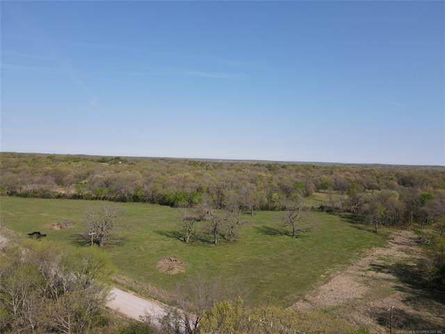 Coleman Road, Maud, OK 74854 (MLS #2111409) :: Active Real Estate