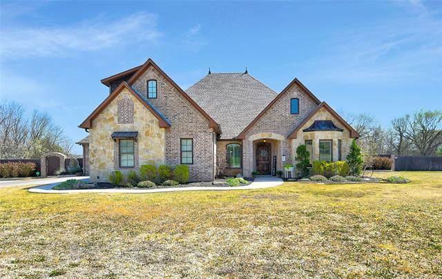 115 Chateau Bend, Ardmore, OK 73401 (MLS #2111438) :: 918HomeTeam - KW Realty Preferred