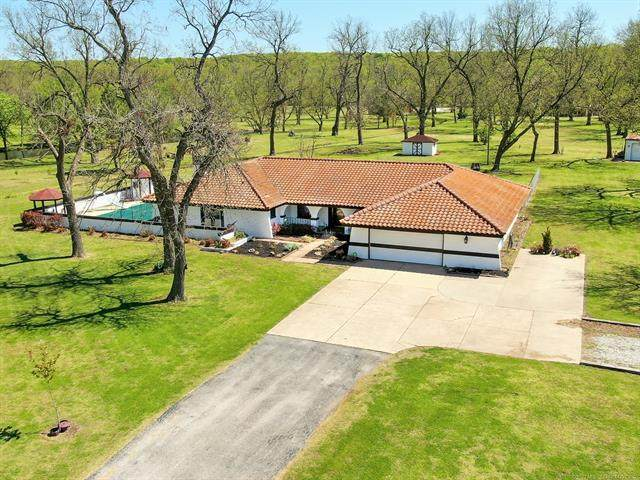 14802 E Us Hwy 64 S, Bixby, OK 74008 (MLS #2111439) :: 918HomeTeam - KW Realty Preferred